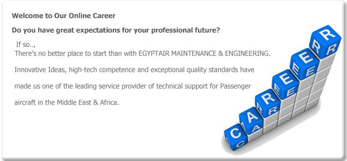 Welcome to EGYPTAIR MAINTENANCE & ENGINEERING website